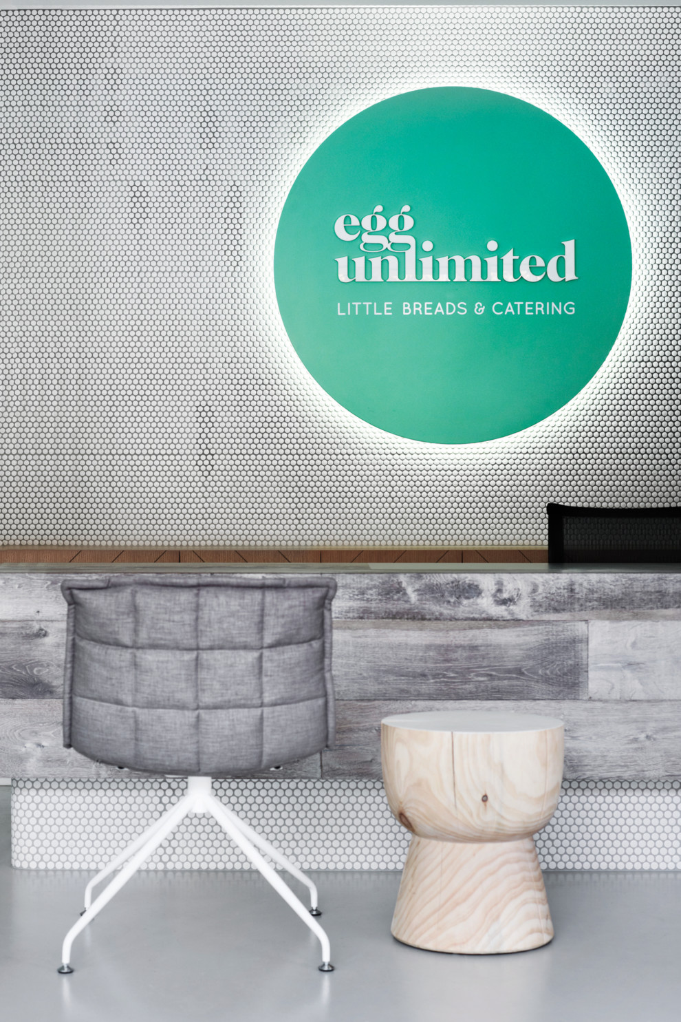 Egg Unlimited - Signage