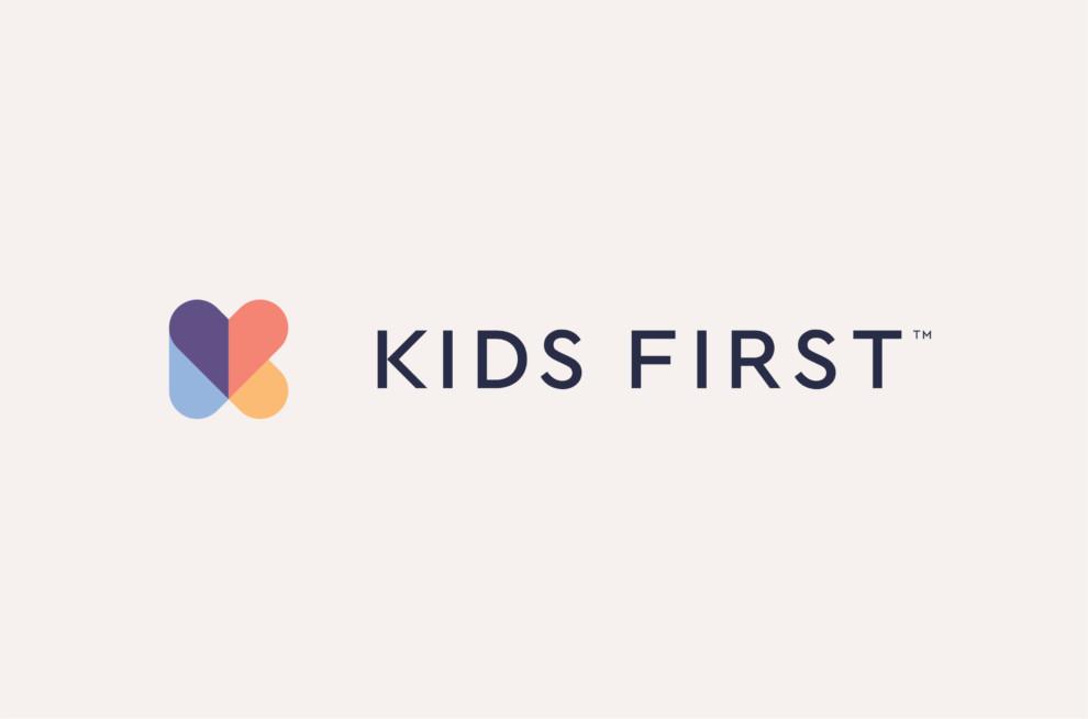 Kids First - Branding
