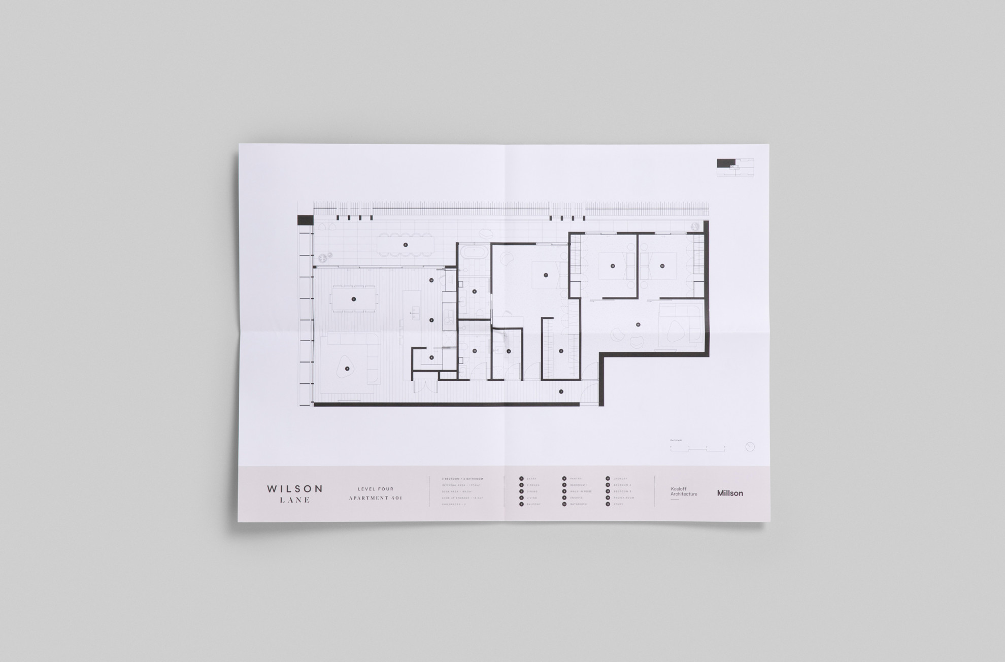 Wilson Lane - Floorplan
