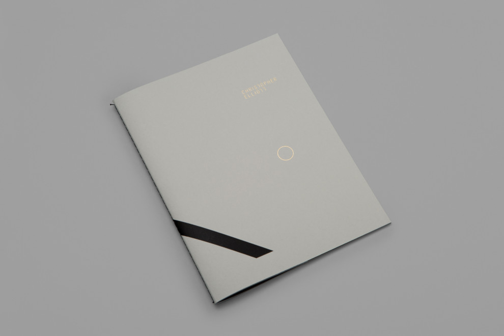 Christopher Elliott Design - Booklet