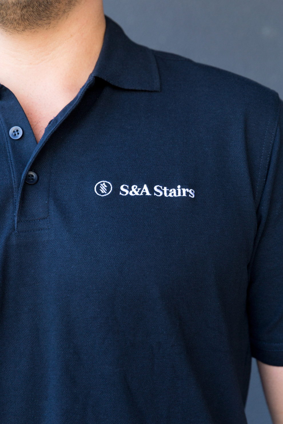 S&A Stairs - Uniform